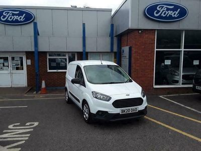 used Ford Transit Courier 1.5 TDCi 100ps Trend Van [6 Speed]