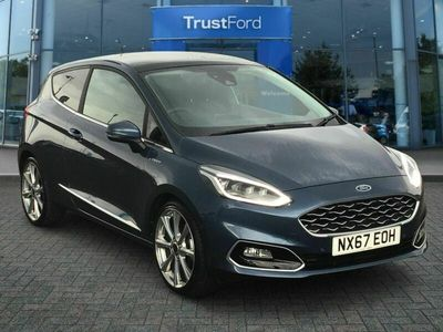 used Ford Fiesta Vignale 1.0 EcoBoost 140 5dr - Ex-European Launch Model