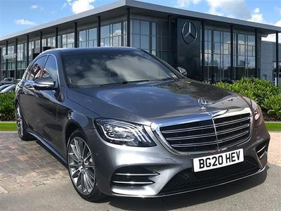 used Mercedes S350 S ClassL Amg Line 4Dr 9G-Tronic Auto