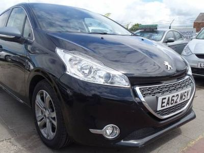 used Peugeot 208 1.2 ALLURE 5d 82 BHP CHEAP TAX AND INSURANCE DRIVES VERY WELL ASSURED CAR