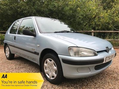 used Peugeot 106 INDEPENDENCE 1.1 3dr