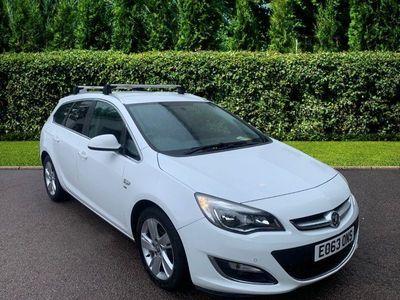 used Vauxhall Astra 2.0 CDTi 16v (165 PS) SRi s/s Estate Estate 2013