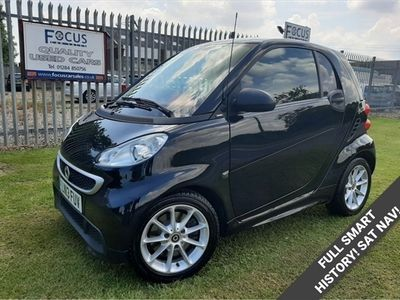 used Smart ForTwo Coupé 1.0 PASSION MHD 2d 71 BHP