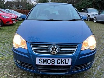 used VW Polo 1.6 Sport 105 5dr