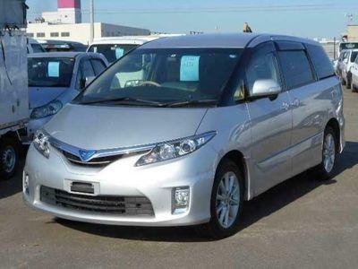 used Toyota Estima Hybrid Previa2.4 AUTO MPV NEW SHAPE FRESH IMPORT