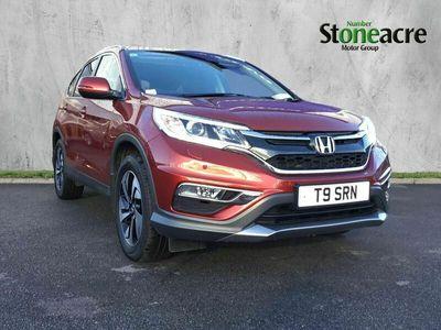 used Honda CR-V I-Dtec Ex 1.6 i-DTEC EX SUV 5dr Diesel 4WD (s/s) (160 ps)