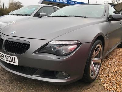 used BMW 635 6 Series d Sport 2dr Auto