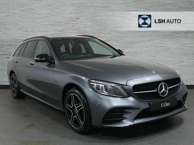 used Mercedes C300 C ClassAMG Line Night Ed Premium Plus 5dr 9G-Tronic 2.0