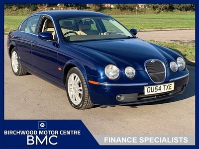 used Jaguar S-Type DIESEL AUTOMATIC SALOON 4 DOORS