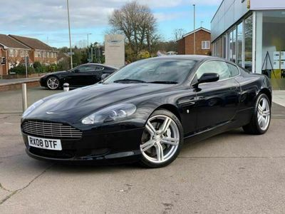 used Aston Martin DB9 V12 2dr Touchtronic Coupe 2008