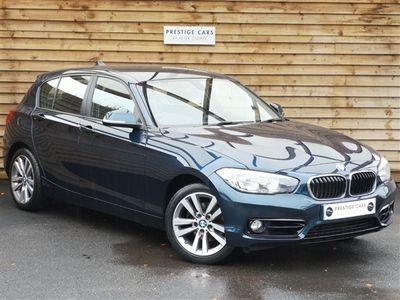 used BMW 120 1 Series D Sport Automatic ONE PRIVATE OWNER 2.0 5dr