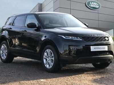 used Land Rover Range Rover evoque 2.0 D150 5dr 2WD diesel hatchback