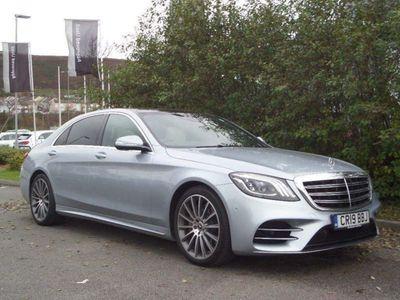 used Mercedes S400 S-ClassL Amg Line Premium 4Dr 9G-Tronic
