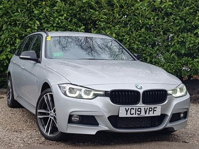 used BMW 320 3 Series d xDrive M Sport Shadow Edition 5dr Step Auto
