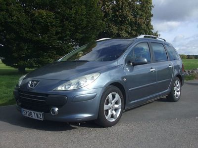 used Peugeot 307 SW 2.0 HDi SE 5dr