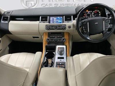 used Land Rover Range Rover Sport Estate 3.0 SDV6 HSE 5d Auto