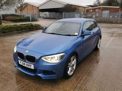 used BMW 118 1 Series 2.0 d M Sport Sports Hatch (s/s) 3dr