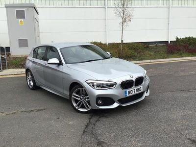 used BMW 118 d M Sport 5-Door