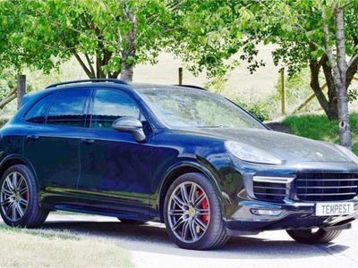 used Porsche Cayenne GTS V6 (Panoramic Roof) £12k Extras Estate 2015