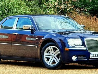 used Chrysler 300C 3.0 CRD V6 LUX 4dr