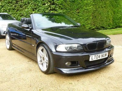 used BMW M3 Cabriolet M3 2dr SMG Auto