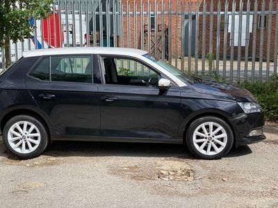 used Skoda Fabia Hatchback Colour Edition 1.0 MPI 75PS (09/2018 on) 5d