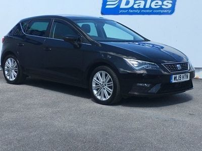 used Seat Leon Hatchback Xcellence 1.5 TSI Evo 150PS (07/2018 on) 5d