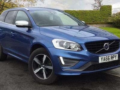 used Volvo XC60 2.0 D4 R Design 5Dr Awd Geartronic