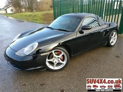 used Porsche Boxster 2.7 SPYDER 2d 228 BHP AIR CON ALLOYS HARDTOP 01937 849492 OPTION 3