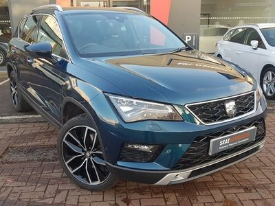 used Seat Ateca 2.0 TDi 150 Xcellence Lux DSG 5dr