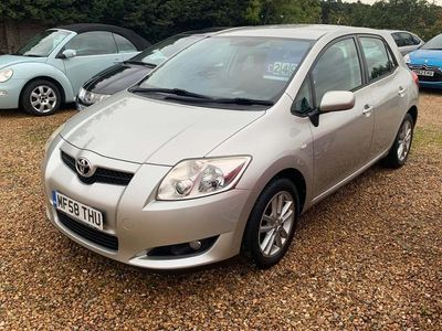 used Toyota Auris 1.6 VVT-i TR 5dr