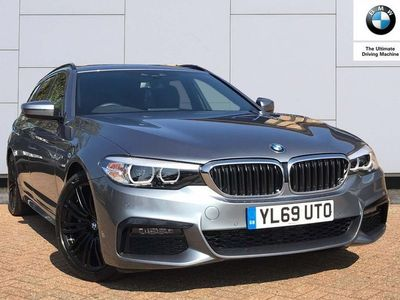 used BMW 530 5 Series d M Sport Touring 3.0 5dr