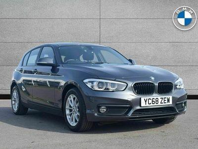 used BMW 116 d SE Business 5-door