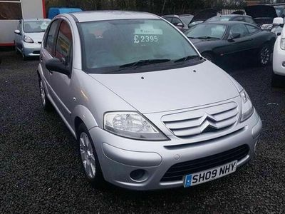 used Citroën C3 1.4 HDi Airdream 8v + 5dr