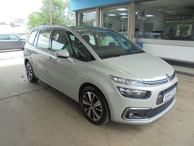 used Citroën Grand C4 Picasso 1.6 BlueHDi Feel EAT6 (s/s) 5dr