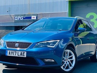 used Seat Leon ST SE Dynamic Technology 2.0 TDI 150PS 5d