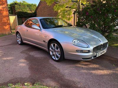 used Maserati Coupé V8 CAMBIOCORSA 2004