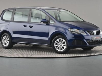used Seat Alhambra S 1.4 TSI 150 PS 6-speed manual 5dr