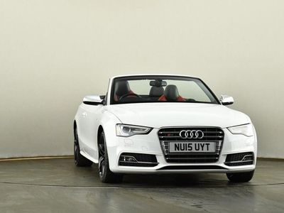used Audi A5 S5 Quattro 2dr S Tronic Sports 2015