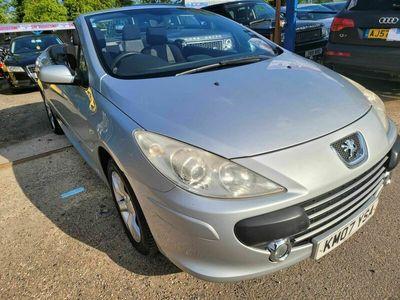 used Peugeot 307 CC 2.0 16v S 2dr