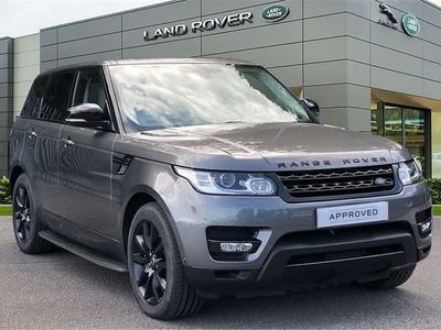 used Land Rover Range Rover Sport 3.0 SDV6 (292hp) HSE Dynamic 5dr