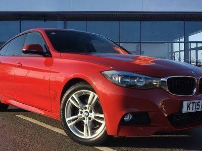 used BMW 328 3 SERIES 2015 Nottingham i M Sport 5dr [Business Media] Petrol Hatchback