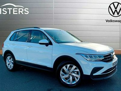 used VW Tiguan Estate 1.5 TSI Life 5dr