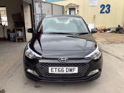 used Hyundai i20 Hatchback 1.4 SE 5d Auto