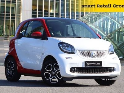 used Smart ForTwo Coupé 1.0 Prime Premium 2dr