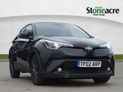 used Toyota C-HR 1.8 Hybrid Excel 5Dr Cvt [Leather]
