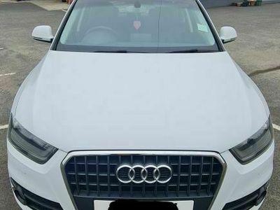 used Audi Q3 2.0 TDI SE 5dr