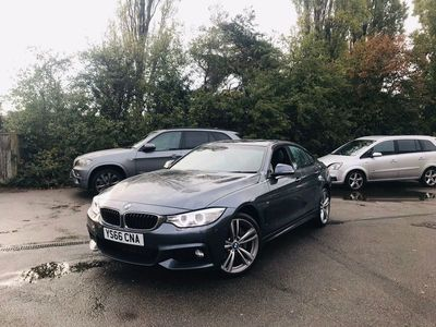used BMW 435 Gran Coupé 4 Series Gran Coupe 3.0 d M Sport Sport Auto xDrive (s/s) 5dr