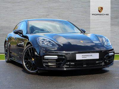 used Porsche Panamera Turbo 4.0 V8 Gts 5Dr Pdk