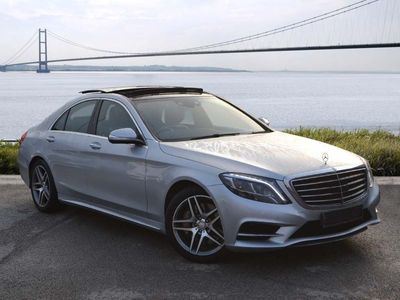used Mercedes S350 S ClassAMG Line 4dr 9G-Tronic Saloon 2016